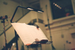 Music Stand by Nick West 2015